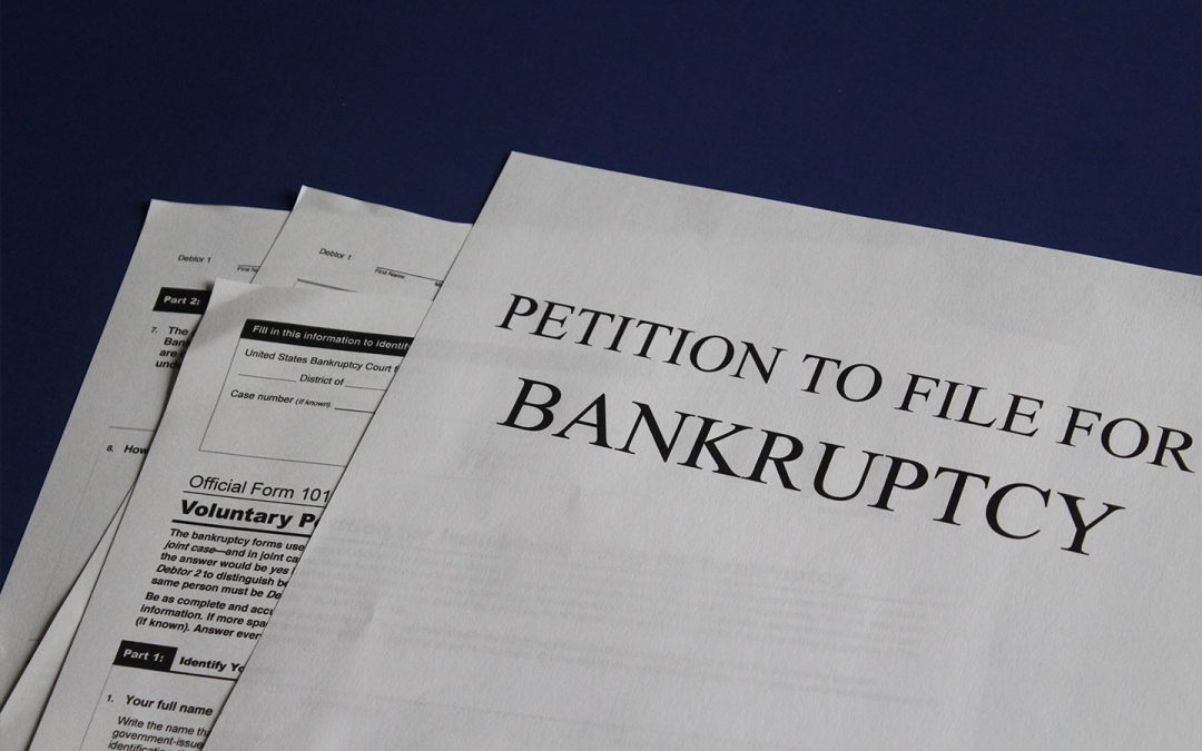 Bankruptcy, Yes, It Is Scary, but can it help you?